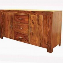 Avian Solid Sheesham Wood Sideboard