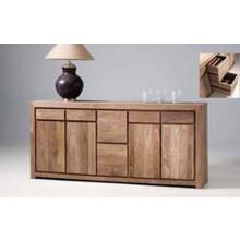 Oriel Solid Wood Sideboard