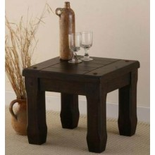 Omar Solid Sheesham Wood Coffee Table