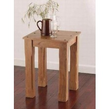 Steller Solid Sheesham Wood Coffee Table