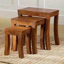 Garret Solid Wood Cabinet