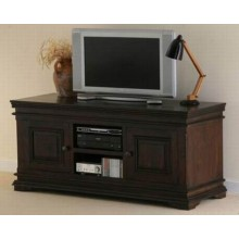 Allan Sheesham Wood Tv Unit