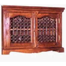 Emboss Sheeshams Wood Tv Unit