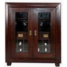 Segur Solid Sheesham Wood Cabinet