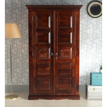 Carlton 2 Door Multi-Utility Wardrobe