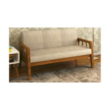 Richie 3 Seater Sofa in Coffee Colour