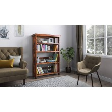 Eve Loft Folding Book Shelf