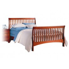 Oretta Solid Wood Bed