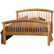 Venus Solid Sheesham Wood Bed