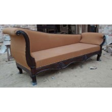 Raiden Solide Sheesham Wood Sofa