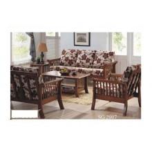 Elora Wooden Sofa