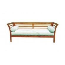 Parker 3 Seater Sofa Solide Sheesham Wood