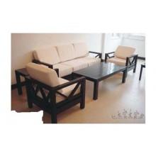 Hizen Solide Sheesham Wood Sofa